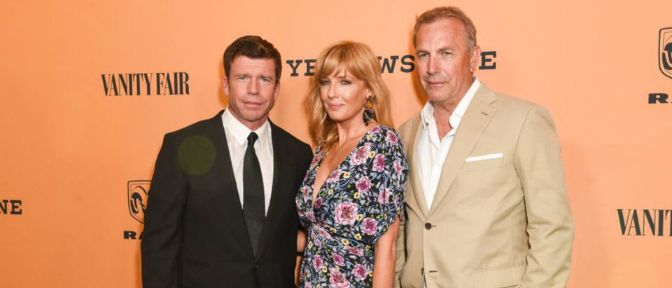"""Premiere Of Paramount Pictures' """"Yellowstone"""" - Arrivals"""