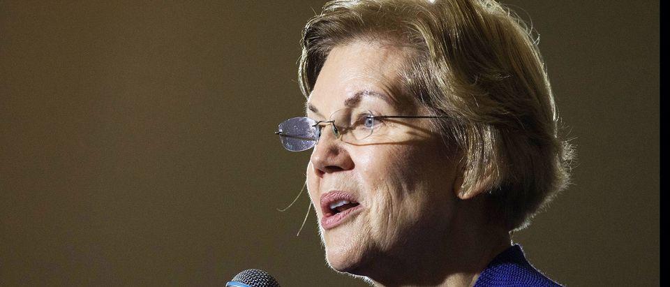 Elizabeth Warren Gun Control