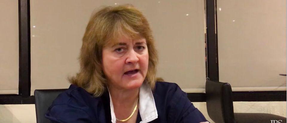 Idaho State Rep. Barbara Ehardt Screenshot/Youtube