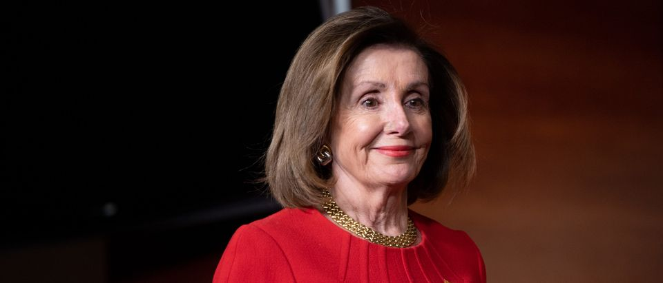 Speaker of the House Nancy Pelosi is pictured. (SAUL LOEB/AFP via Getty Images)