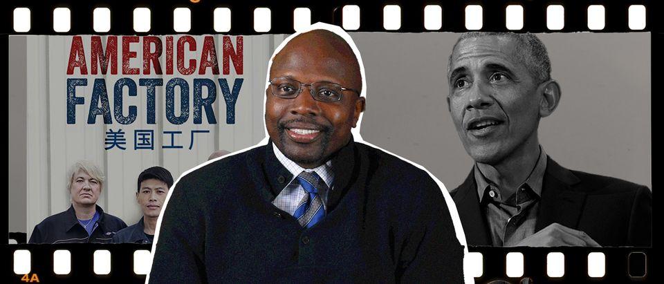Reggie Love, Barack Obama (Getty Images, Daily Caller)