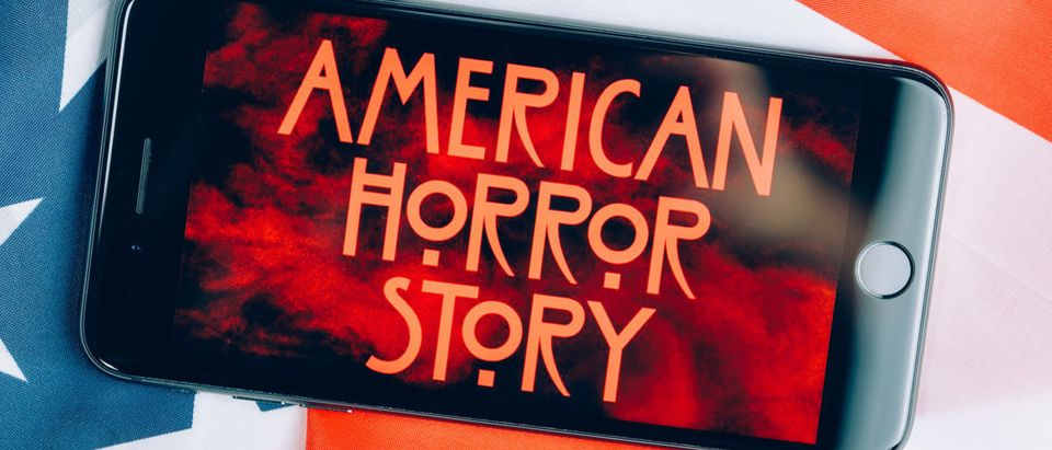 American Horror Story (Credit: Shutterstock/ilikeyellow)