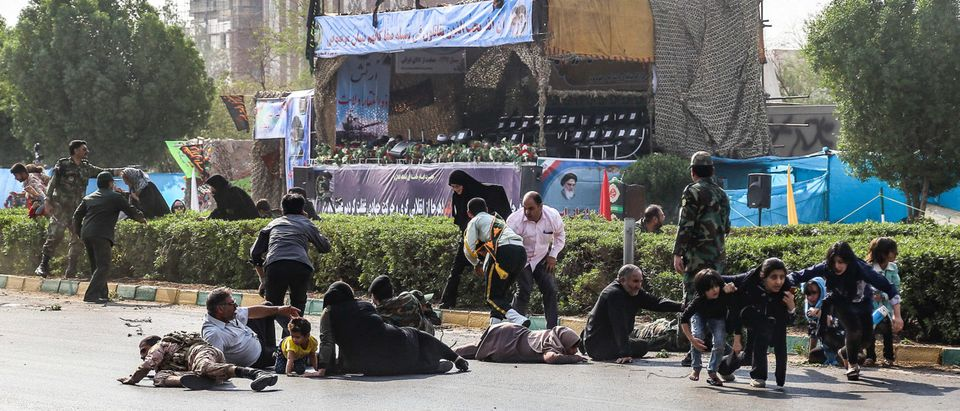 TOPSHOT-IRAN-MILITARY-UNREST-ATTACK