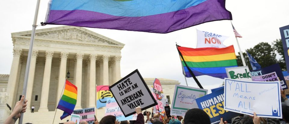US-HOMOSEXUALITY-RIGHTS-JUSTICE-DISCRIMINATION-EMPLOYMENT