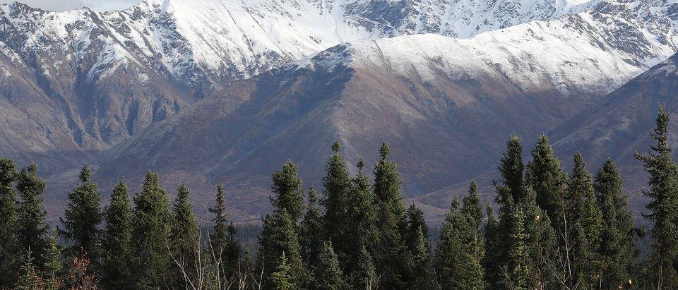 Climate Change Causes Permafrost Melt In Alaska