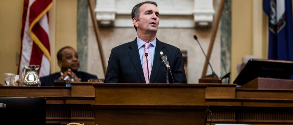 Virginia Governor Northam Delivers Annual State Of The Commonwealth Address