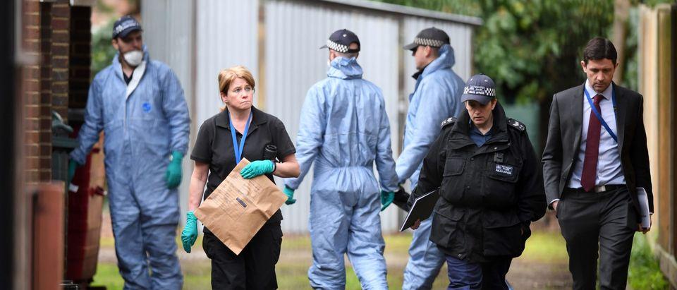 BRITAIN-POLICE-ATTACK