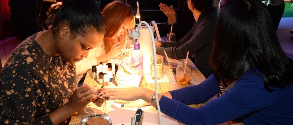 Smirnoff Ice Ladies With Game Tailgate