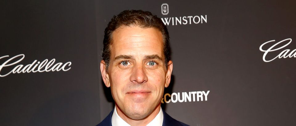 "Hunter Biden attends the T&C Philanthropy Summit with screening of ""Generosity Of Eye"" at Lincoln Center with Town & Country on May 28, 2014 in New York City. (Astrid Stawiarz/Getty Images for Town & Country)"