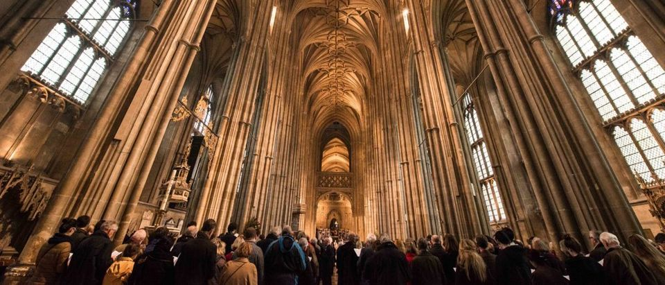 Archbishop Of Canterbury Delivers His Christmas Sermon