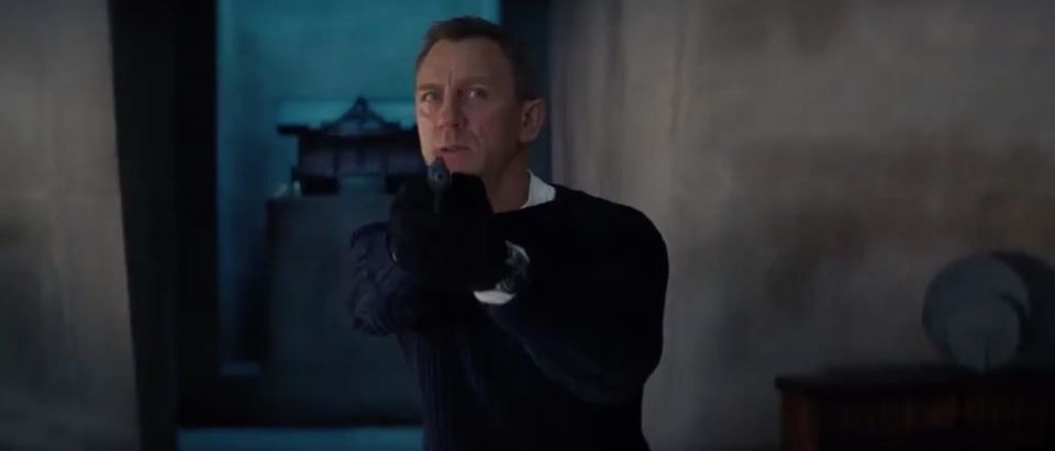 James Bond Super Bowl Ad (Credit: Screenshot/Twitter Video https://twitter.com/007/status/1224132776137560064?s=21)