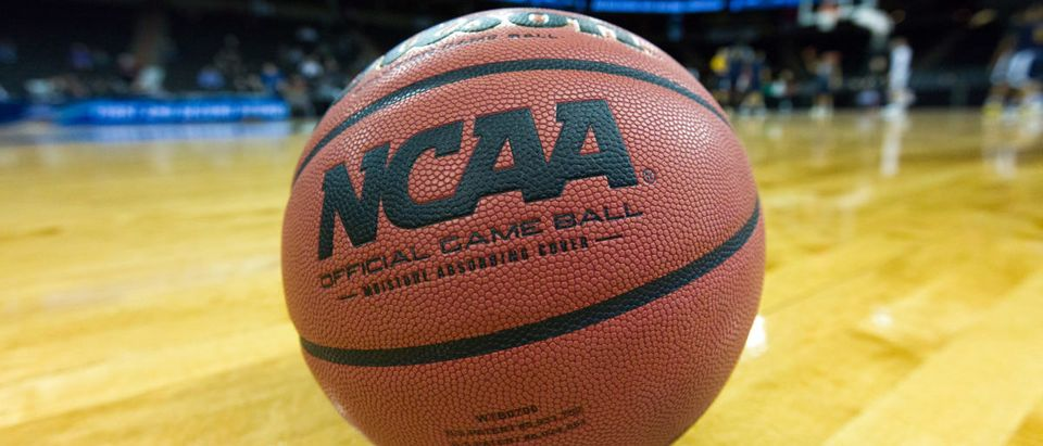 NCAA Logo (Credit: Shutterstock/Al Sermeno Photography)
