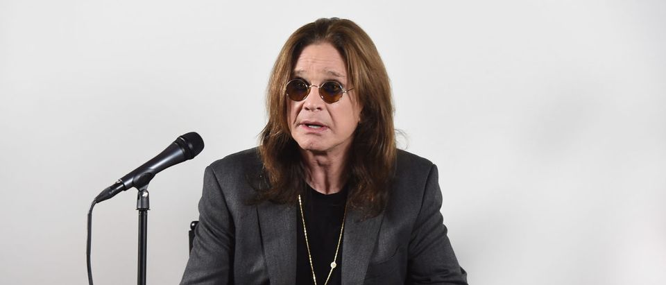 """Ozzy Osbourne Announces """"No More Tours 2"""" Final World Tour At Press Conference At His Los Angeles Home"""