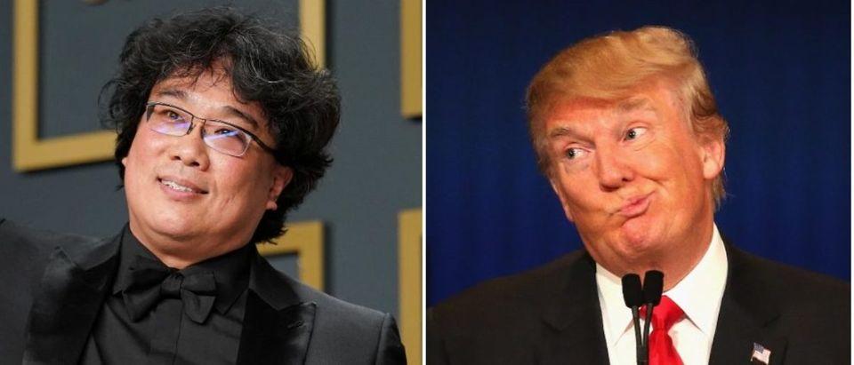 Parasite_Donald_Trump