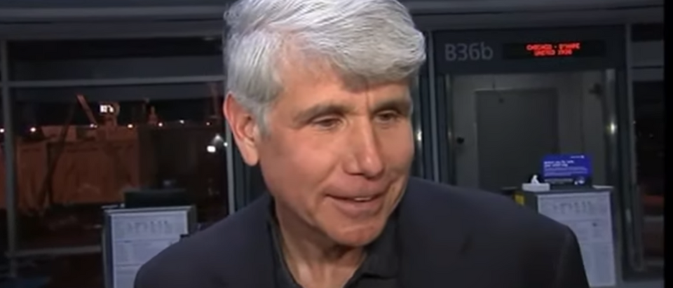 Rod Blagojevich speaks out after release (screengrab)
