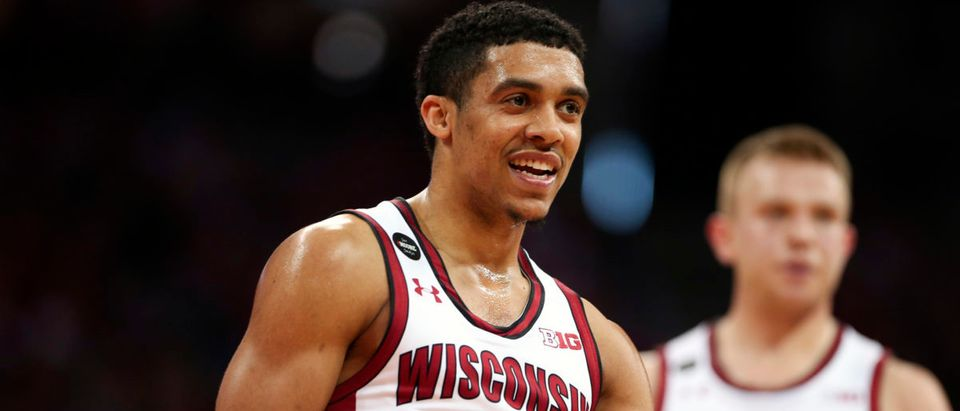 NCAA Basketball: Rutgers at Wisconsin
