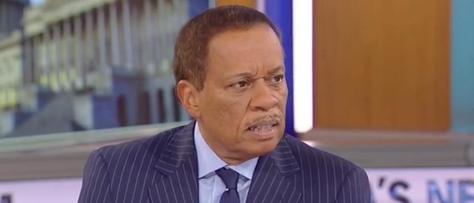 Juan Williams discusses President Donald Trump acquittal speech. Screen Shot/Fox News