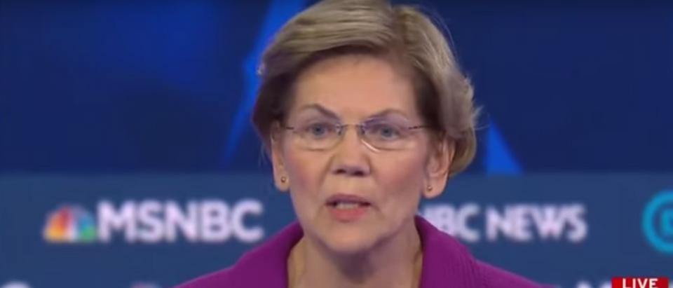 Warren Attacks Over Health Care