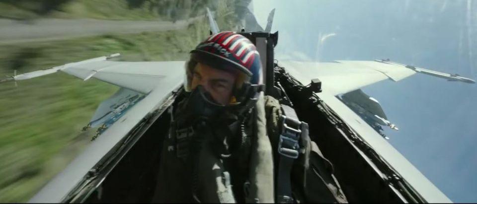 Top Gun: Maverick (Credit: Screenshot/YouTube https://www.youtube.com/watch?v=Ky-JS7ufyKU)