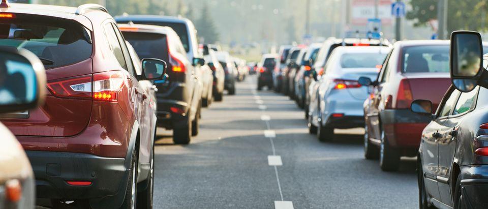 Traffic. Shutterstock