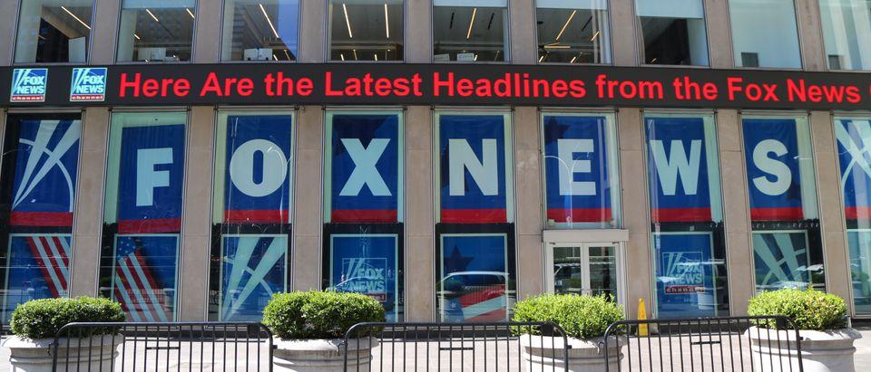 Fox News. (Shutterstock/Leonard Zhukovsky)