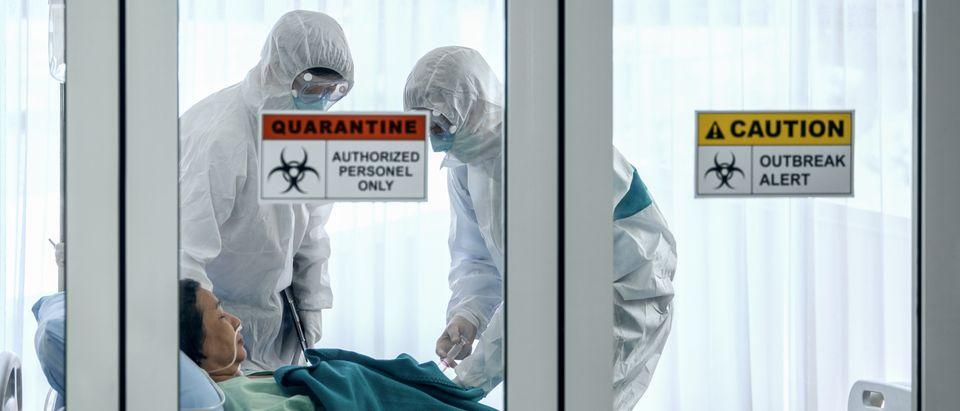 Quarantine. (Shutterstock/Mongkolchon Akesin)