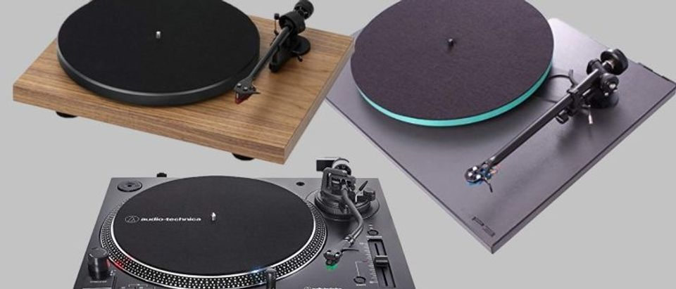 turntable feature