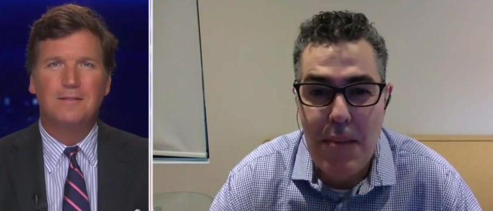 Adam Carolla discusses coronavirus isolation (Fox News screengrab)