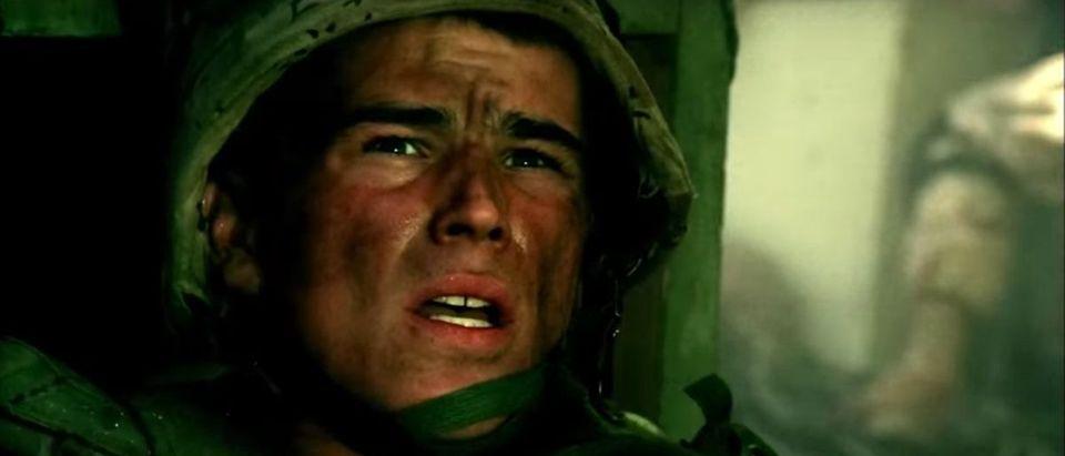 Black Hawk Down (Credit: Screenshot/YouTube https://www.youtube.com/watch?v=2GfBkC3qs78)