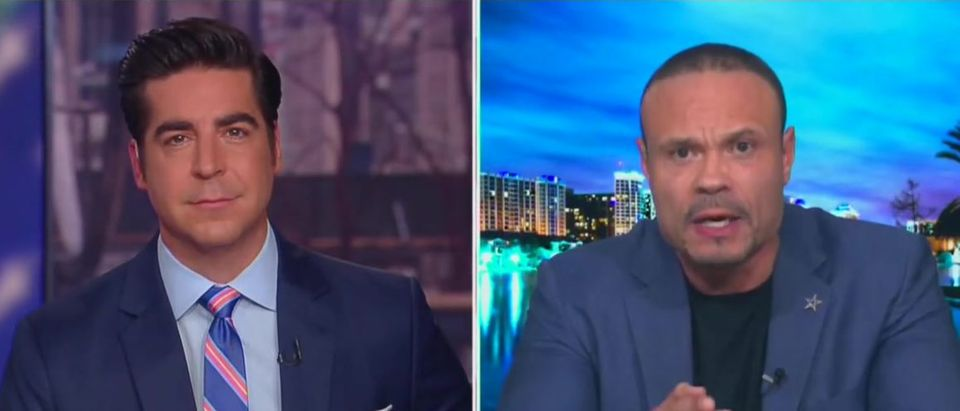 Bongino criticizes media for being tool of Chinese propagandists (Fox News screengrab)