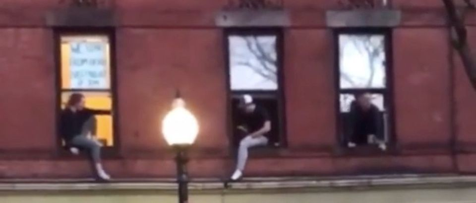 Ivanka Trump Shares clip of Boston Together Apart. (Photo: Instagram/ Screenshot/ Ivanka Trump)