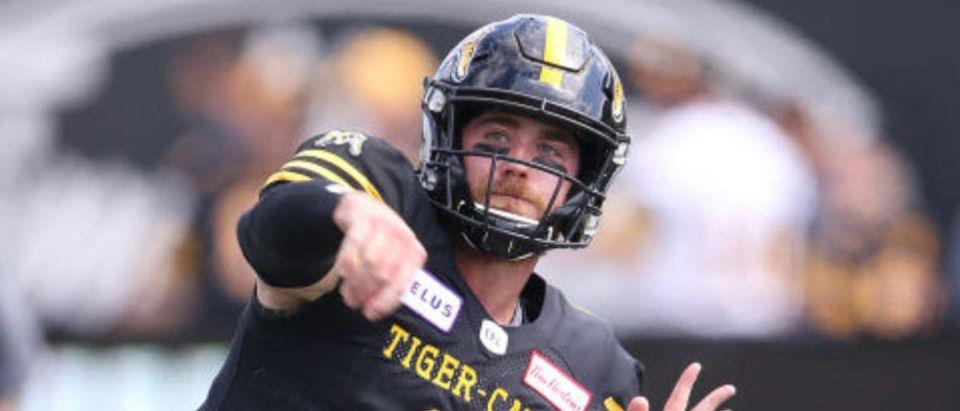 Toronto Argonauts v Hamilton Tiger-Cats