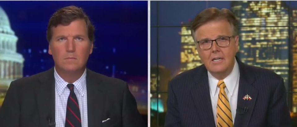 Dan Patrick discusses putting America back to work (Fox News screengrab)