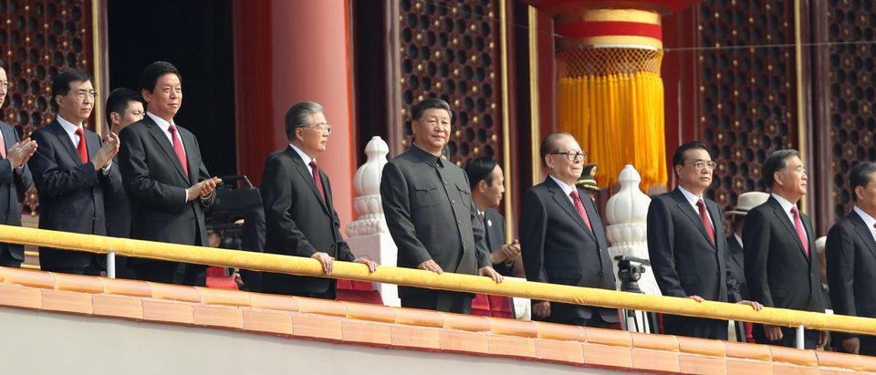 70th Anniversary Of The Founding Of The People's Republic Of China - Military Parade & Mass Pageantry