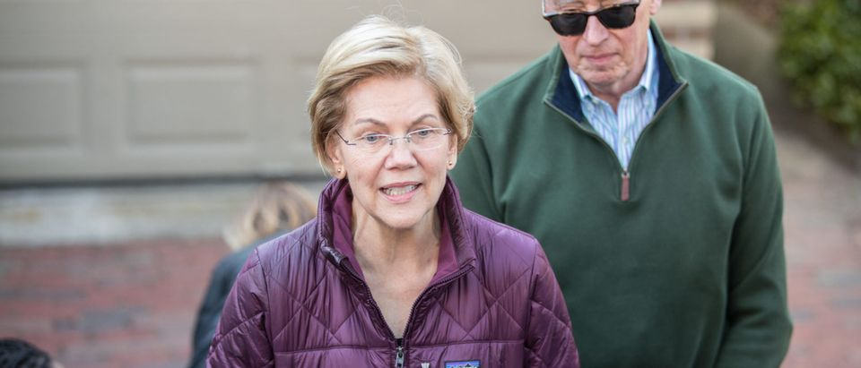 Sen. Elizabeth Warren (D-MA) Announces She's Dropping Out Of Presidential Campaign