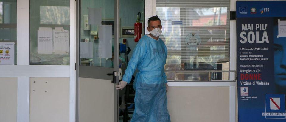 ITALY-HEALTH-VIRUS-HOSPITALS