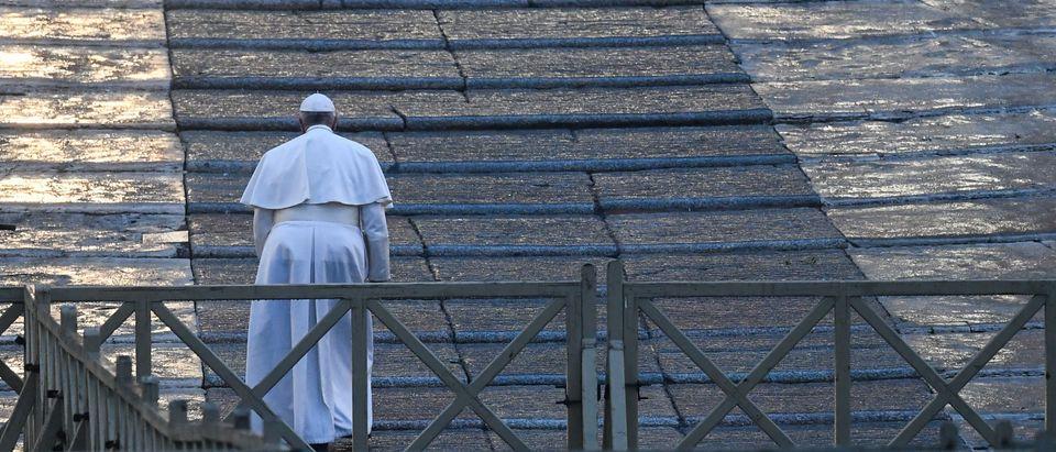 VATICAN-RELIGION-POPE-HEALTH-VIRUS