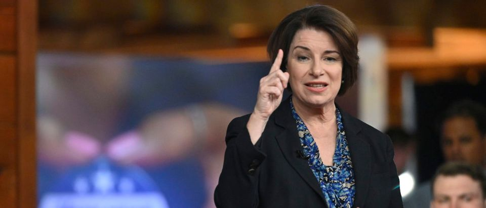 Fox News Channel Hosts Town Hall With Democratic Presidential Candidate With Sen. Amy Klobuchar