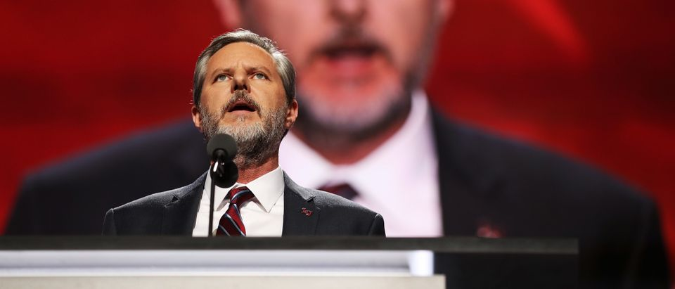 Jerry Falwell Jr. To Take 'Indefinite Leave' From Liberty ...