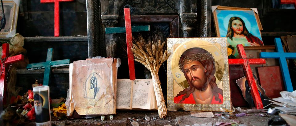 IRAQ-CONFLICT-RELIGION-CHRISTIANITY