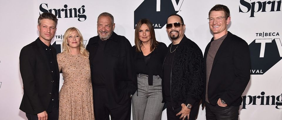"""Law & Order: SVU"" 20th Anniversary Celebration - 2018 Tribeca TV Festival"