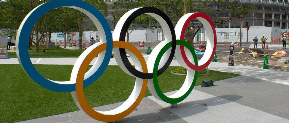 Olympics (Credit: Shutterstock/StreetVJ)