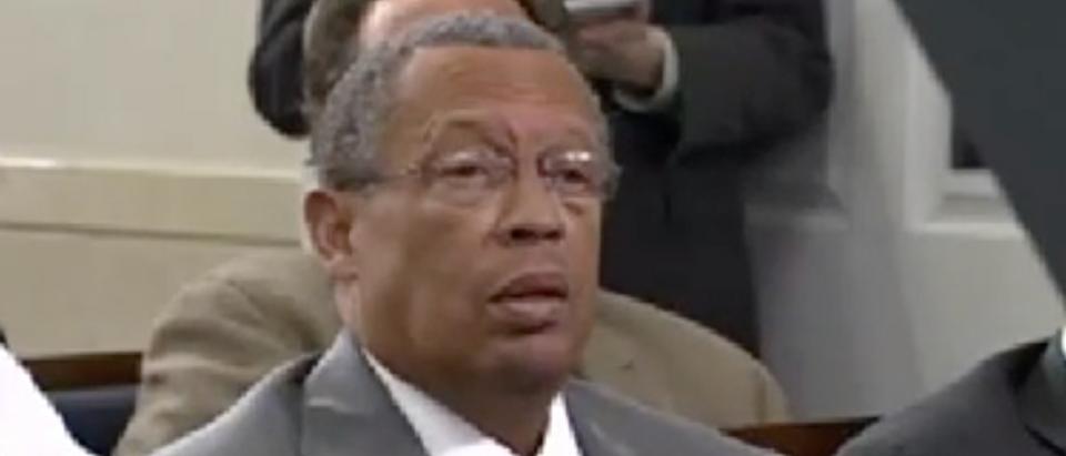 Wendell Goler died this week at age 70. (Screenshot YouTube Washington Free Beacon, https://www.youtube.com/watch?v=LuN51Ip7duk)
