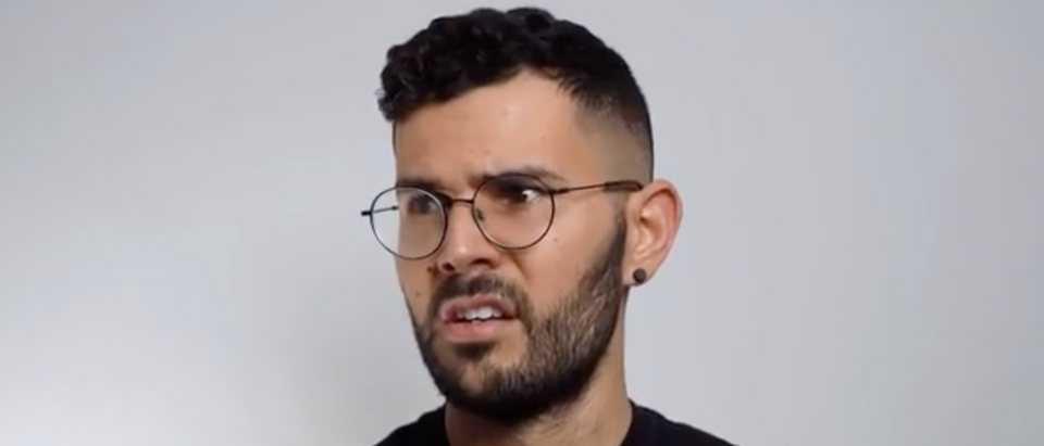YouTuber Carlos Maza was exposed as coming from a multi-millionaire family after spending years slamming the elite rich. (Screenshot YouTube Carlos Maza, https://www.youtube.com/watch?v=I_wzZPcFLOc)
