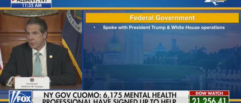 Andrew Cuomo, COVID19, coronavirus, Trump