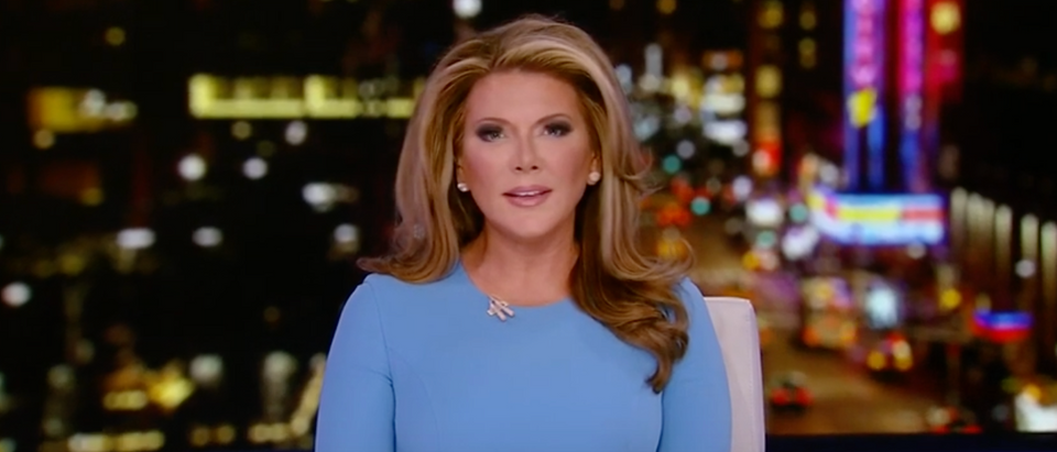 Trish Regan and Fox Business parted ways Friday. (Screenshot YouTube Fox Business)