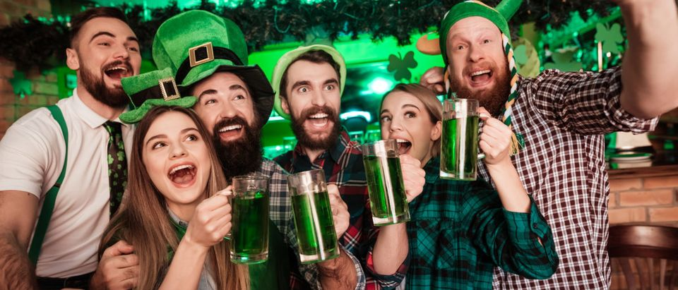 St. Patrick's Day (Credit: Shutterstock/VGstockstudio)