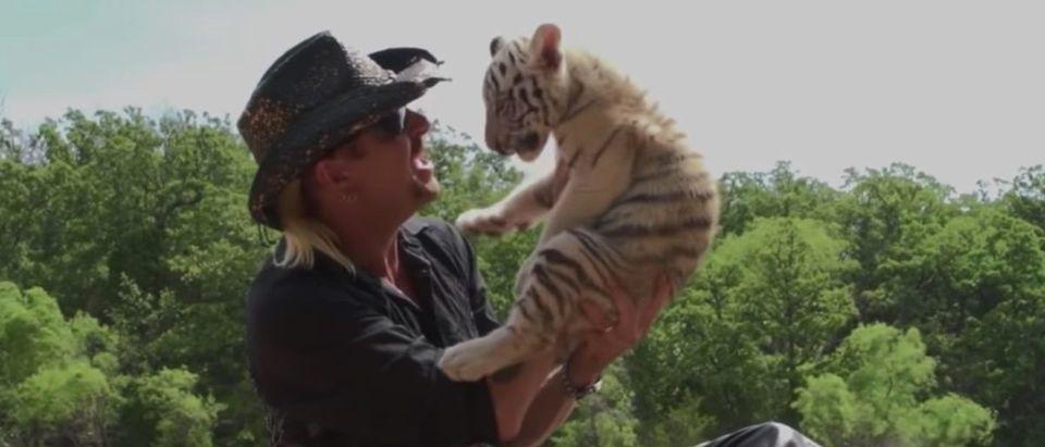 Tiger King (Credit: Screenshot/YouTube https://youtu.be/acTdxsoa428)