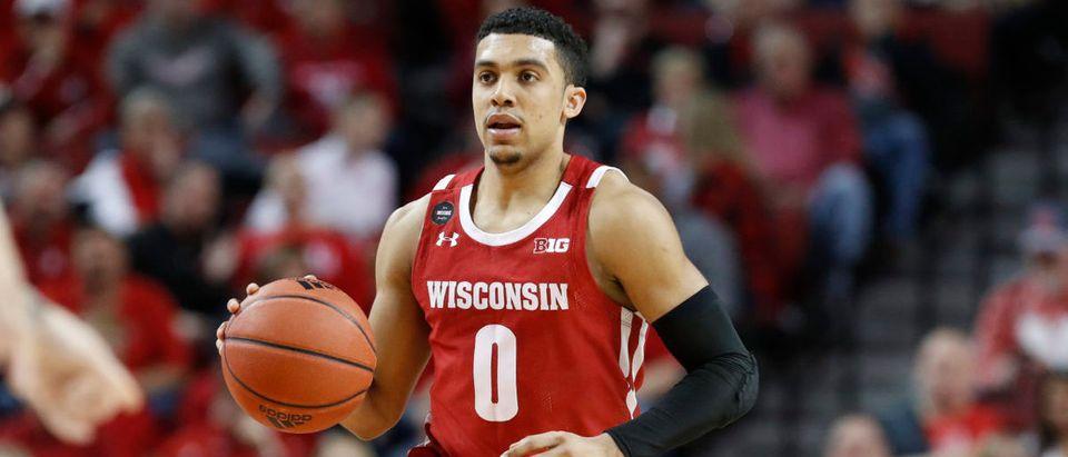 NCAA Basketball: Wisconsin at Nebraska