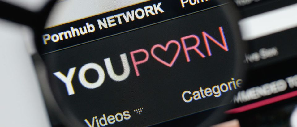 YouPorn (Credit: Shutterstock/Casimiro PT)